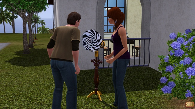 The Hypnotizer (premium content for The Sims 3)