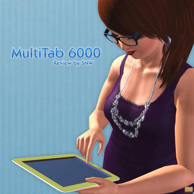 MultiTab 6000 (premium content for The Sims 3)