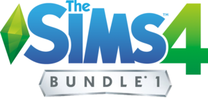 The Sims 4: Bundle Pack #1 logo