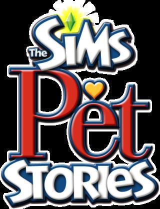 The Sims: Pet Stories logo