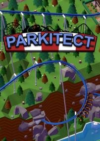 Parkitect box art packshot