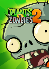 Plants vs. Zombies 2: It's About Time packshot box art