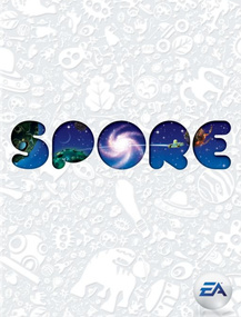 Spore (Galactic Edition) box art packshot