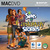 The Sims: Castaway Stories for Mac box art packshot jewel case