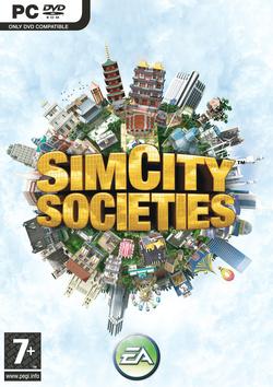 SimCity Societies box