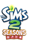 The Sims 2: Seasons logo
