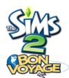 The Sims 2: Bon Voyage logo