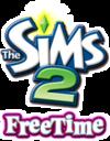 The Sims 2: FreeTime logo