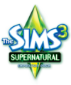The Sims 3: Supernatural logo