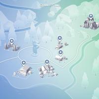 The Sims 4: Granite Falls world (old version)