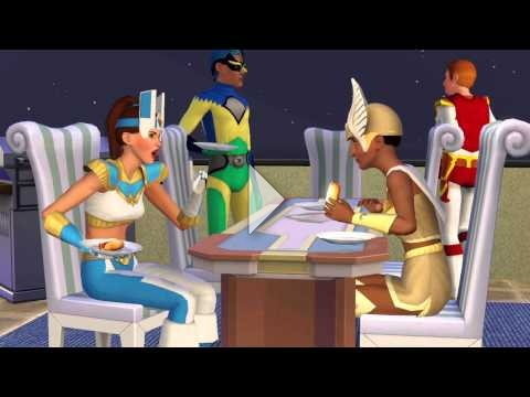 The Sims 3 Movie Stuff Trailer - Part 3
